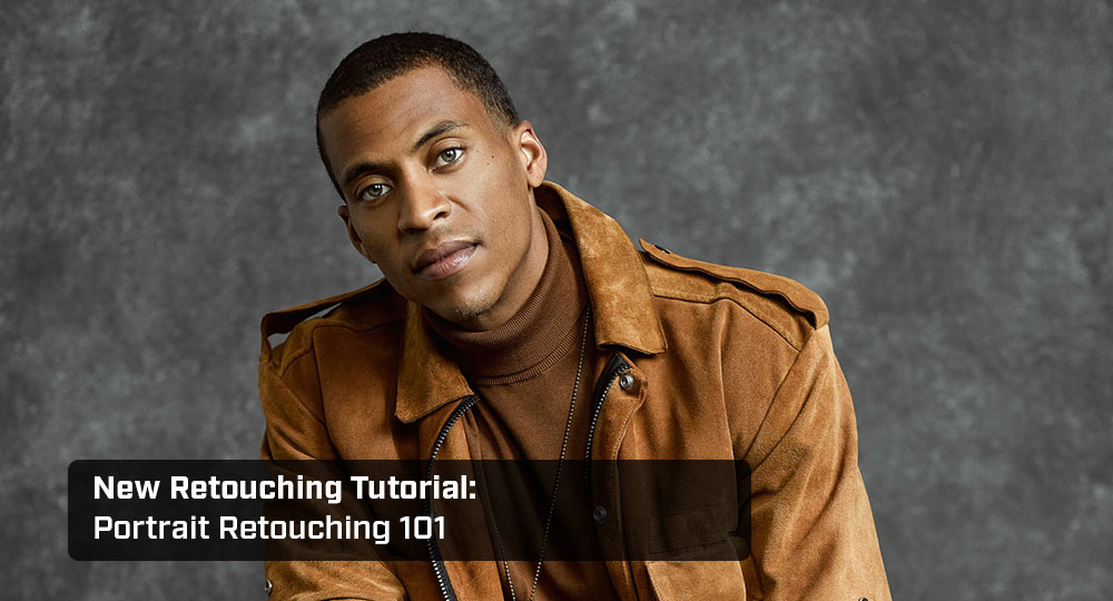 Portrait Retouching Photoshop Tutorial